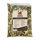 SeedzBox Mezcla Premium semillas y frutas para agapornis, ninfas y loros....