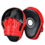 PULNDA MMA Manoplas Boxeo Muay Thai Kick Boxing Artes Marciales Patada Pad - 1 Par