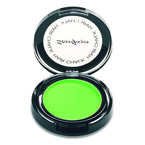 Stargazer Products Haarkreide, Neon Grün, 1er Pack (1 x 4 g)
