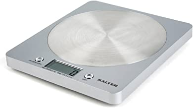 Salter Electronic Kitchen Scale Silver No.1036SIL