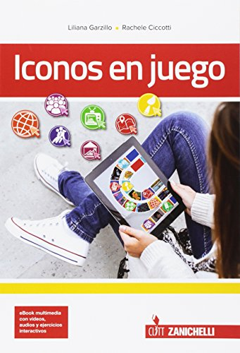 Iconos en juego. Per la Scuola media. Con Contenuto digitale (fornito elettronicamente)