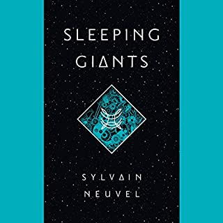 Sleeping Giants audiobook cover art
