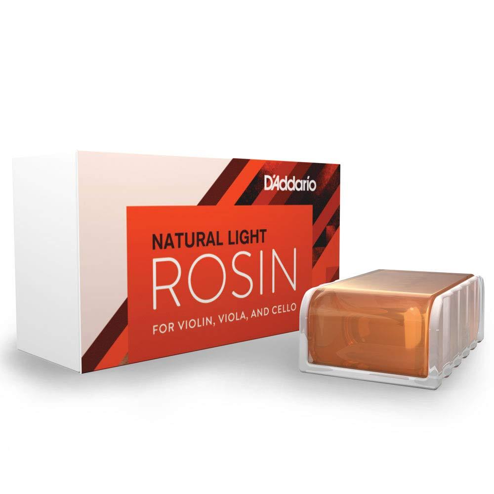 D'Addario Natural Rosin, Light
