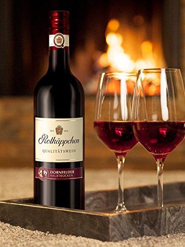 Rotkäppchen Qualitätswein Dornfelder halbtrocken (6 x 0.75 l) - 4
