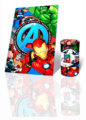 Avengers Marvel Fleecedecke