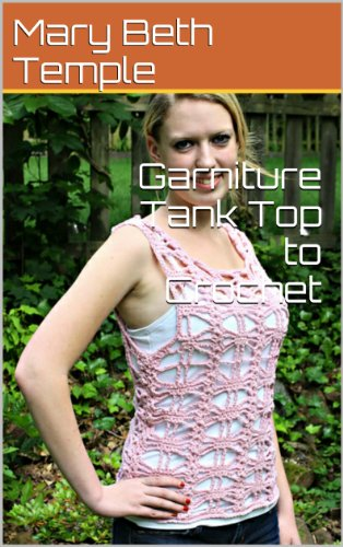 Garniture Tank Top to Crochet (English Edition)