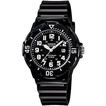 [カシオ] 腕時計 スタンダード LRW-200H-1BJF ブラック