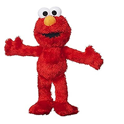 """Sesame Street Mini Plush Elmo Doll: 10"""" Elmo Toy for Toddlers and Preschoolers, Toy for 1 Year Old and Up from Hasbro"""