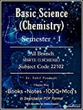 Basic Science Chemistry Book PDF Download for Online Exams (English Edition)