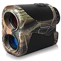 Multi Functions: Laser Range Finder for golf and hunting sports, with Distance Measue, Normally Scan Mode,Flag-Lock,Speed functions. Golf Mode: accurately ranges from 5 to 700 yards and 150 yards to a flag lock. if you used on M2 Mode, Flag pole lock...
