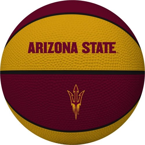 Rawlings NCAA Alley OOP Dunk Basketball, Arizona State Sun Devils
