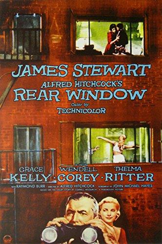 Rear Window (1954) Movie Poster 24'x36'