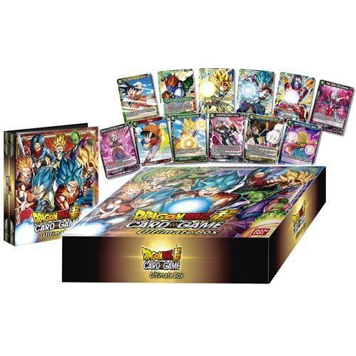 Amazon.com: Dragon Ball Super Card Game Ultimate Box ...
