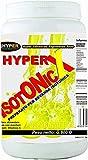 Sales minerales energéticas Maltodestrine Carbohidratos Preparado Bebida Isotónica Sabor Limón Sin Aspartamo Isotonicx 3 Flaconi da gr 800