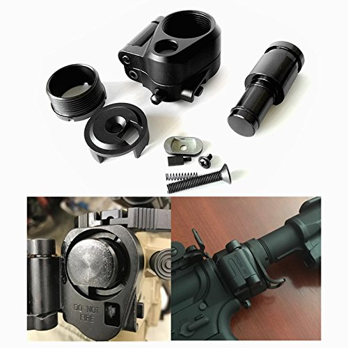 FIRECLUB AR Folding Stock Adapter For M16/M4 SR25 Series GBB(AEG) For Airsoft Parts/ Airsoft Gear