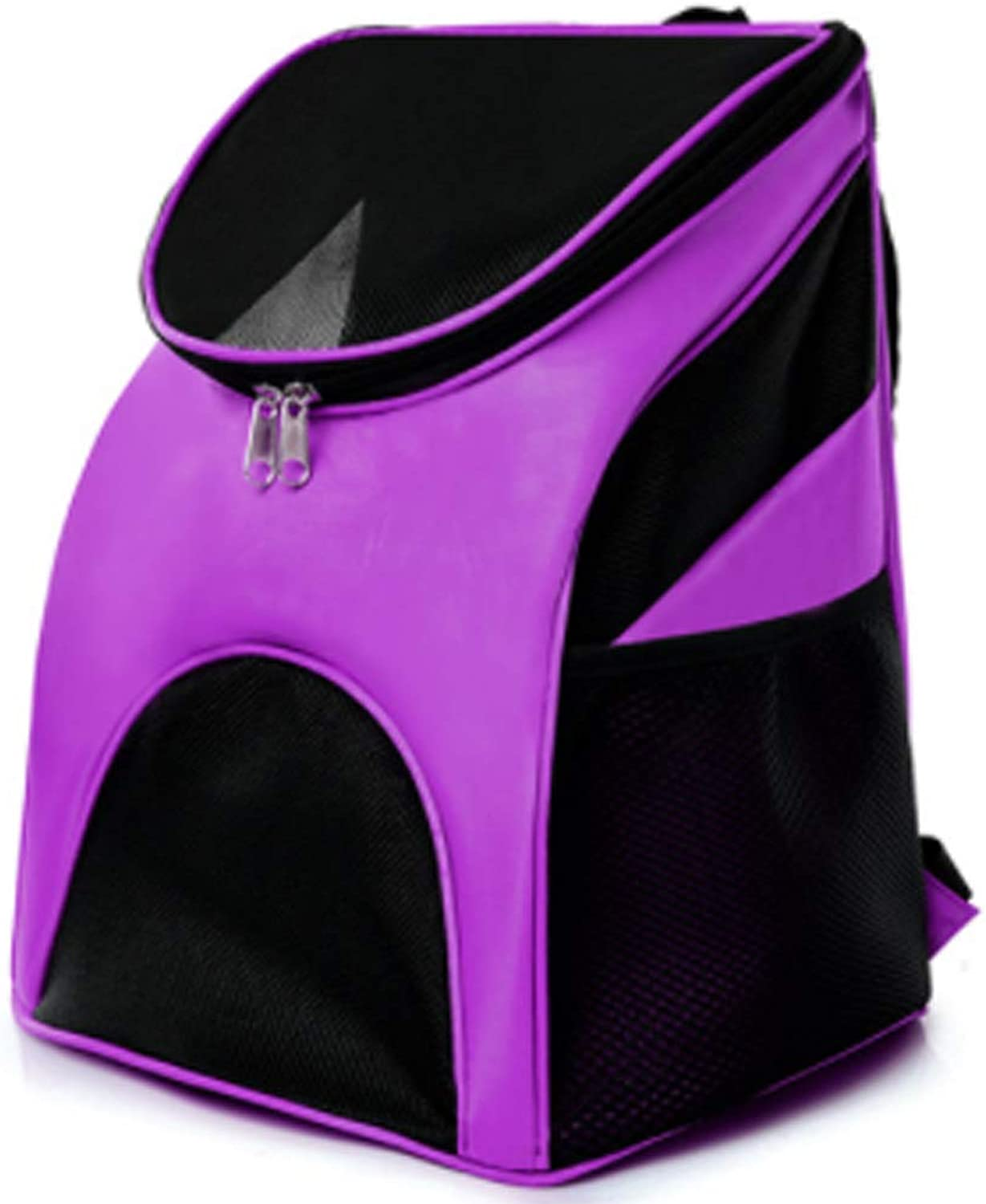Pet Carrier Backpack,Comfortable Pet Carrier Backpack with Ventilated Design and Mesh Window for Small Cats and Dogs