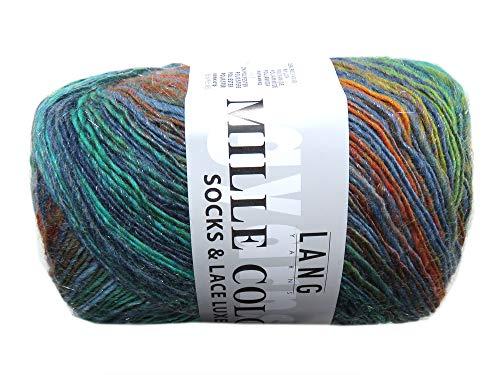 Eigenmarke Sockenwolle Turmalin 152