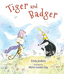 Tiger and Badger book by Emily Jenkins