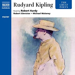 The Great Poets: Rudyard Kipling cover art