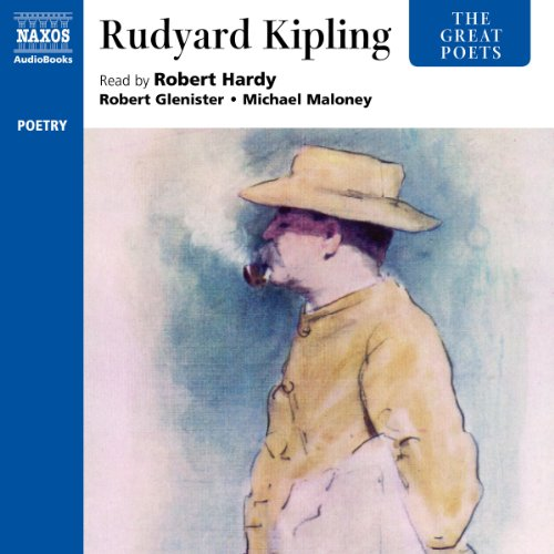The Great Poets: Rudyard Kipling audiobook cover art