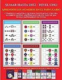 Aprender los números en el parvulario (Sumar hasta diez - Nivel Uno): Cómprelo mientras queden existencias y reciba 12 libros en PDF adicionales gratis. Más de 300 fichas imprimibles en total (9)