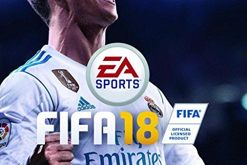 FIFA 18 (Code in a Box) (PC DVD)