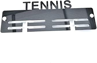 Servewell Tennis Medal Hanger Zwart
