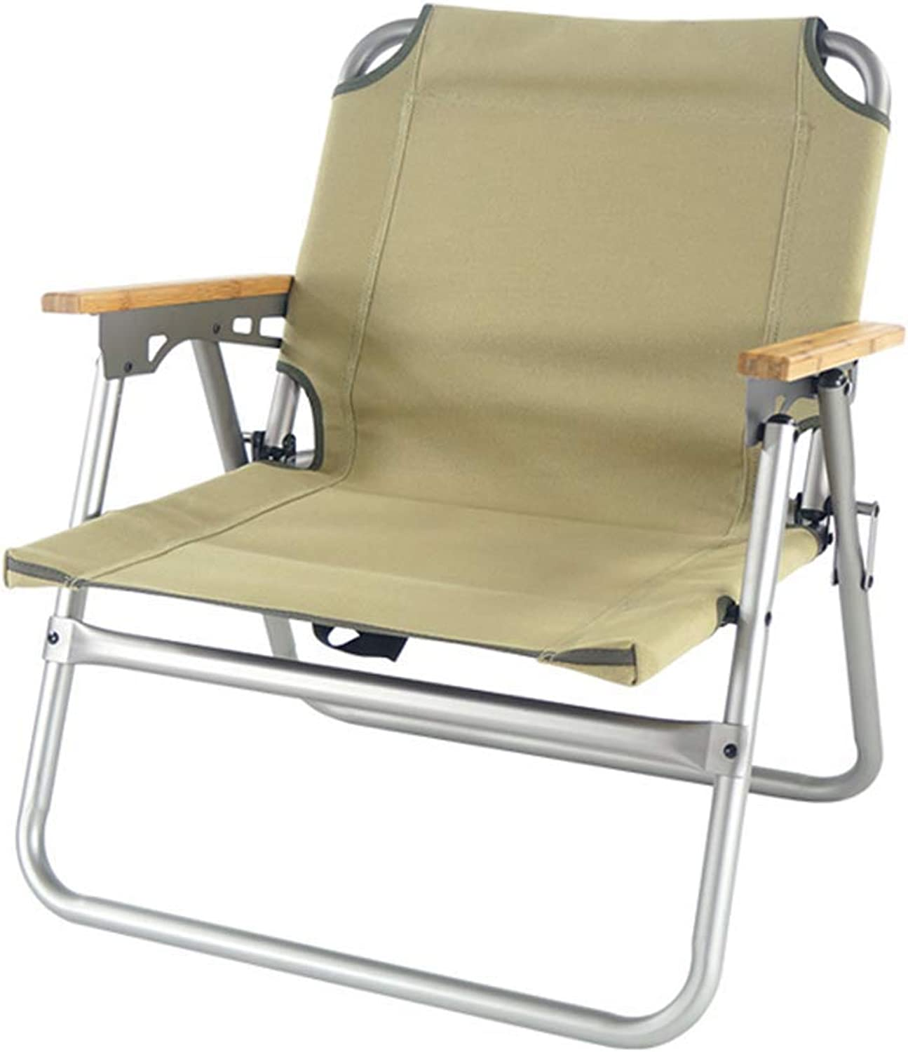 Outdoor Products Portable Folding Chairs Folding Stool Outdoor Family Indoor Ride in Cool Park Camping Beach Beach Chair