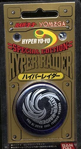 Hyper Hyper Yo-Yo Raider (Blau & schwarz) (japan import)