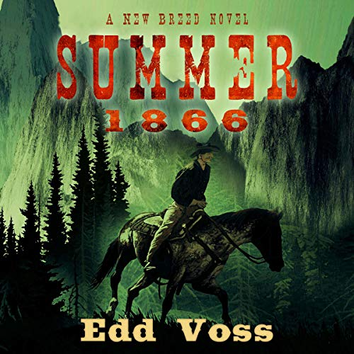 Summer 1866 audiobook cover art