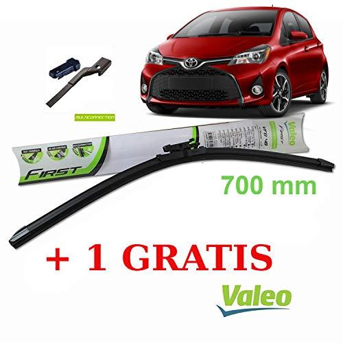 Valeo_group Scheibenwischer für Toyota Yaris 700mm + 1 Gratis