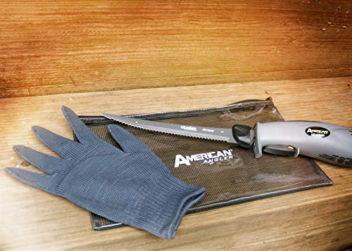 American Angler Pro Titanium Electric Fillet Knife