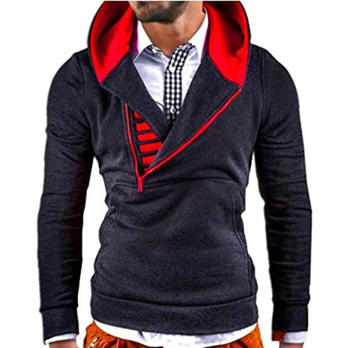 Heren lange mouwen Hooded Hoodies Sweatshirt Tops Pocket Jacket Designer Formele Winter Warm Jas Bovenkleding