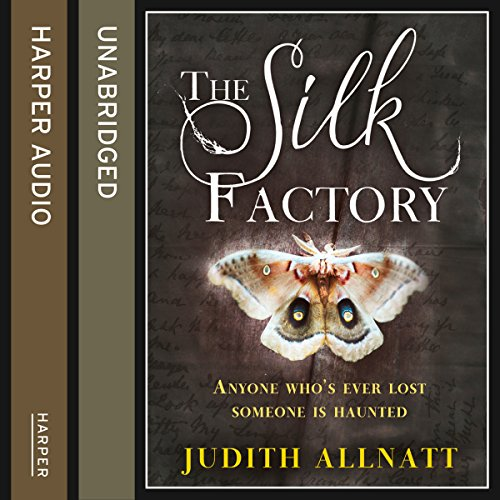 The Silk Factory audiobook cover art