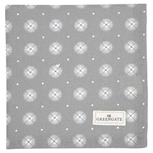 GreenGate - Serviette, Stoffserviette - SAGA - Baumwolle - 40 x 40 cm