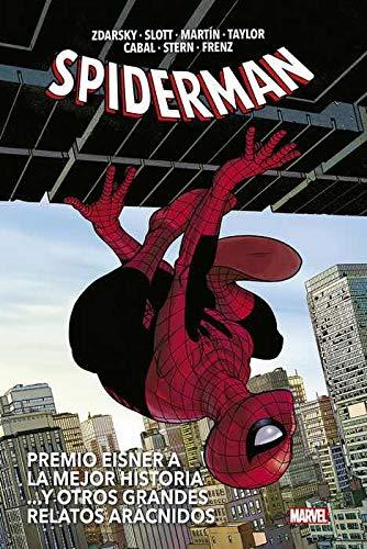 Spiderman: Premio Eisner a la mejor historia... y otros grandes relatos arácnidos
