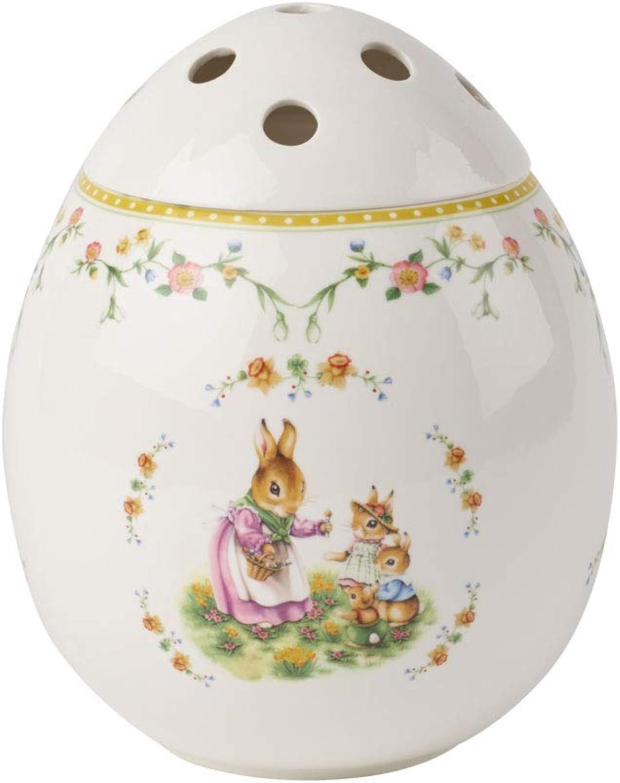 Villeroy & Boch Spring Fantasy Vase Vase Vase in Ei-Form Bunny Tales , Porzellan, Bunt B07MFQWW1H afe5c7
