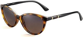 QDE Vintage Polarized Sunglasses Women Gradient Lens Sun Glasses Shades Female Eyeglasses