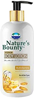 Natures Bounty Multivitamins Body Lotion, 500 ml