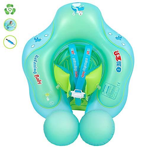 N / A Baby Schwimmring, Baby Float Kinder - aufblasbarer schwimmring,Mitwachsender Schwimmreifen für Babys,2020neu