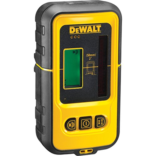 Dewalt DE0892G-XJ DE0892G-XJ-Detector de líneas para láseres Verdes, 0 W, 0 V, Gris, One size