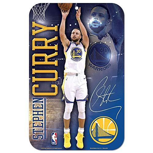 Wincraft Kunststoff-Schild, Motiv: NBA Golden State Warriors 92801013, 28x 43cm