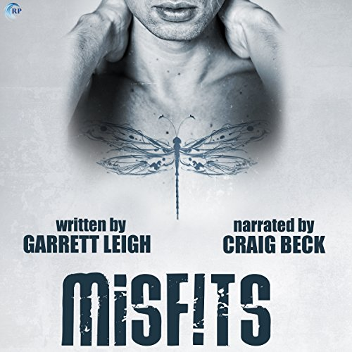 Misfits  By  cover art