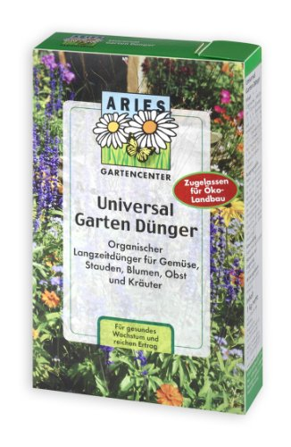 Aries pour les engrais de jardin biologique certifié öko - 1 kg