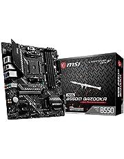 MSI MAG B550M BAZOOKA - Placa Base Arsenal Gaming (AMD AM4 DDR4 M.2 USB 3.2 Gen 2 HDMI MICRO ATX), AMD Ryzen 5000 Series processors
