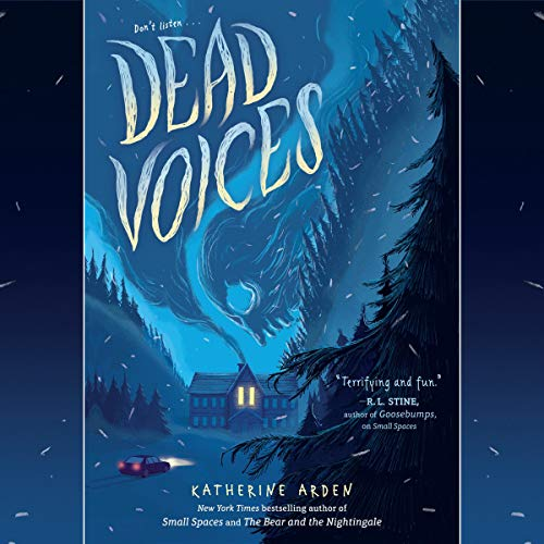 Dead Voices audiobook cover art