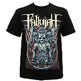 Photo de Authentic FALLUJAH Band Demise Death Metal T-Shirt S M L XL 2XL 3XL New