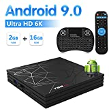 Sidiwen Android 9.0 TV Box T95 MAX Set Top Box 2GB RAM 16GB