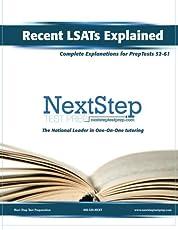 Recent LSATs Explained