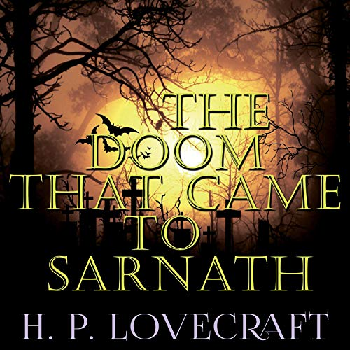 The Doom That Came to Sarnath cover art
